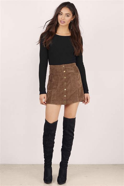 Get Macphersons Gucci Dress For 35 by Best 25 Suede Skirt Ideas On Skirt
