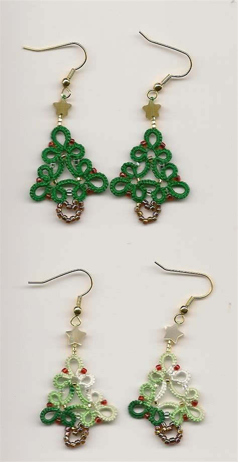 Christmas Tree Tatting Pattern | 1000 images about tatting for christmas on pinterest