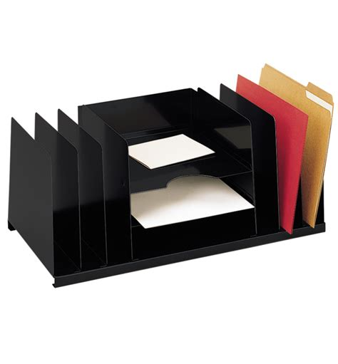 paper desk organizer paper desk organizer black mesh stackable paper tray in
