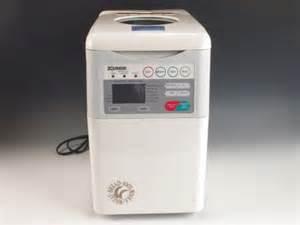 Used Bread Machine Zojirushi Automatic Bread Maker Machine Model Bbcc S15 Ebay