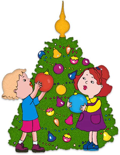 christmas tree decorating clipart clipart suggest