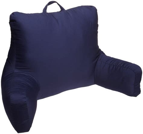 pillow in bed where to buy quality bed rest pillows with arms