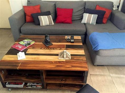 lift top coffee table with wheels diy lift up top pallet coffee table with storage wheels