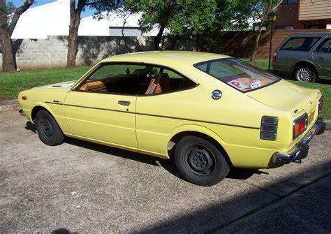 Toyota Corolla 1975 1975 Toyota Corolla Pictures Cargurus