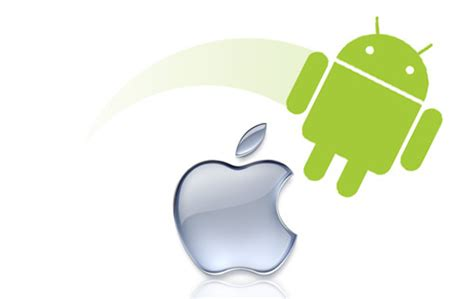 Why Android by Why Android Gaining Ground Iphone The Gadget Square