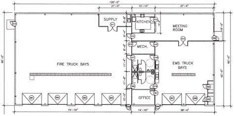 firehouse floor plans 28 firehouse floor plans firehouse floor plans