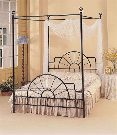 metal canopy bed frame queen 25 best ideas about canopy bed frame on pinterest