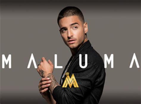 maluma cd 2016 entradas maluma fechas de gira y conciertos en ticketmaster