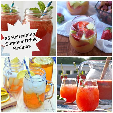 85 refreshing summer drink recipes a cedar spoon 85 refreshing summer drink recipes perfect for backyard