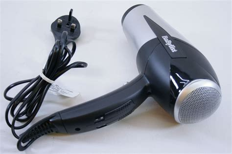 Babyliss Hair Dryer Accessories babyliss 5567u turbo power 2200w ionic frizz