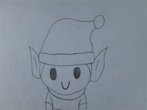 imágenes de navidad para dibujar fáciles c 243 mo dibujar un elfo de navidad youtube