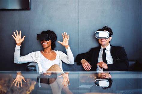 virtuality conference digital cinema virtual reality virtual reality takes on the videoconference wsj