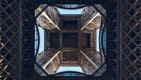 torre eiffel interno parigi i nuovi padiglioni obliqui della tour eiffel