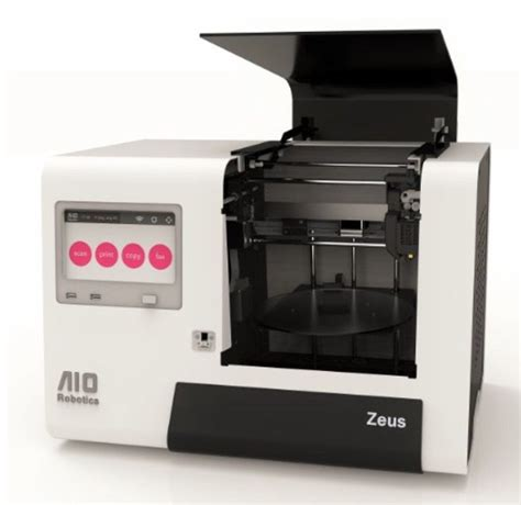 review site aio robotics zeus printer 9 3d printer review site3d