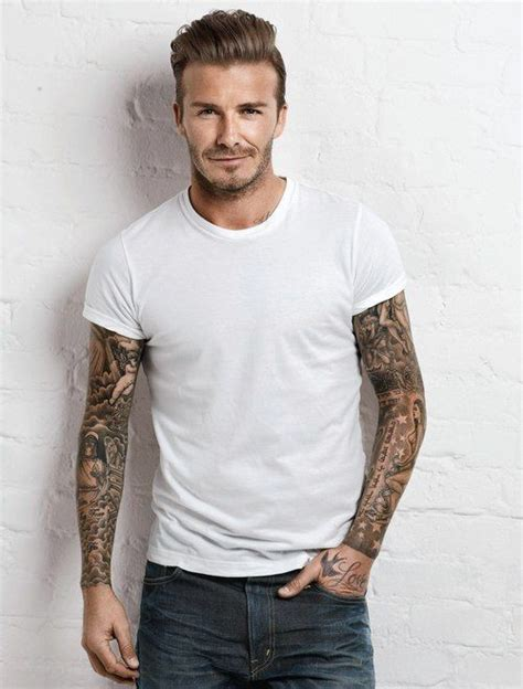 tattoo sleeve beckham david beckham tattoos idea costume