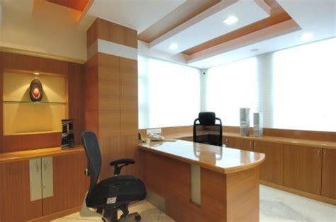 contemporary office cabin interiors  malad west mumbai