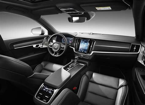 volvo s60 2019 interior 2019 volvo s60 r design t6 interior features new suv price