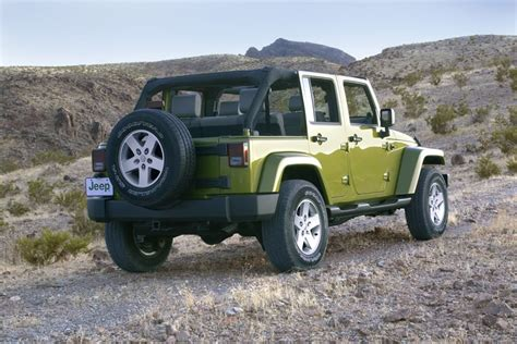 2009 jeep wrangler unlimited reviews specs and prices