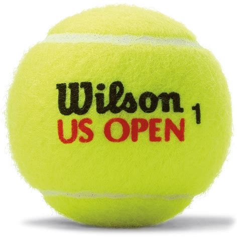 wilson wrt1071 us open duty tennis balls