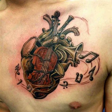 music themed tattoos theme tattoos tatting