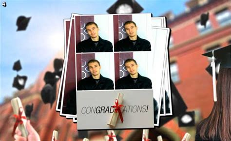 graduation photo booth layout new graduation theme and layouts sparkbooth