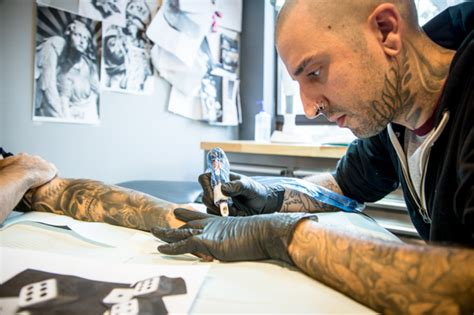 tattoo queen street east toronto the best tattoo parlours in toronto