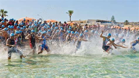 What Do You Think Of Jlos Triathlon by St Croix Triathalon Swim Bike Run Three Times The