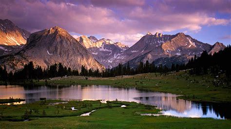 Nice Landscape Mountain Wallpaper Desktop Wallpaper