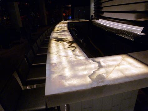 Onyx Countertop by Backlit Onyx Countertops Page 2 Electrical Contractor Talk