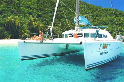 catamaran sailing trips caribbean palm coaster caribbean catamaran sailing charter