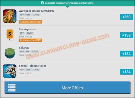 clash of clans dicas gemas gr tis tutoriais e layouts gemas gratis para clash of clans com taploot clash of