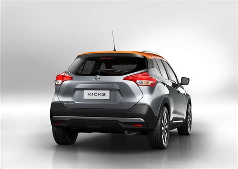 kicks nissan kicks is nissan s new global subcompact crossover 15