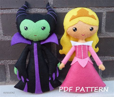 sleeping pattern in spanish pdf sewing pattern to make a felt doll inspired in