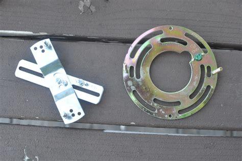 Outdoor Light Mounting Bracket Replacing An Outdoor Light Fixture A Concord Carpenter