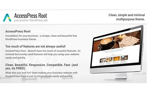 website design by fabthemes 20 kostenlose wordpress themes aus dem mai 2015 dr web
