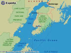 Map Of Homer Alaska by Map Of The Kenai Peninsula And Homer Alaska Pictures To