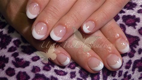 Manicure Gel underthelilyshadow gel nails