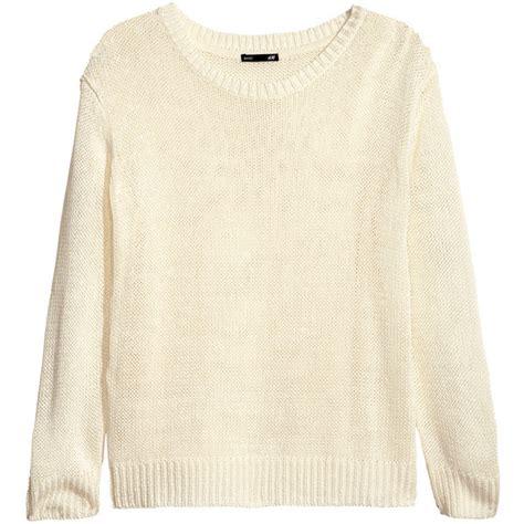 h m knit h m knit jumper