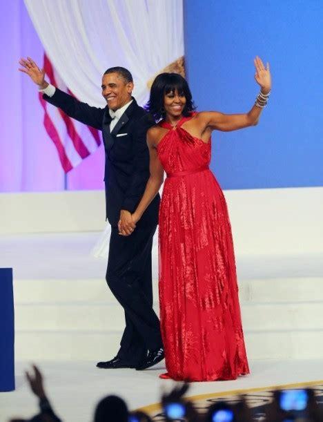 michelle obama jason wu michelle obama inauguration 2013 jason wu red dress