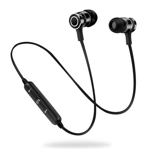 Wireless Headset s6 6 wireless headset hd stereo sound bt 4 1 earphone