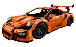 Porsche Lego Technic The Lego 174 Technic Porsche 911 Gt3 Rs The Of