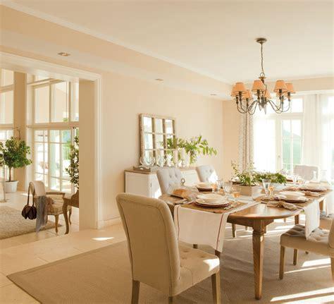 revista el mueble comedores  consejos  decorar el