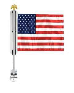 car flag mount with 1 flag   x50 flag mounts