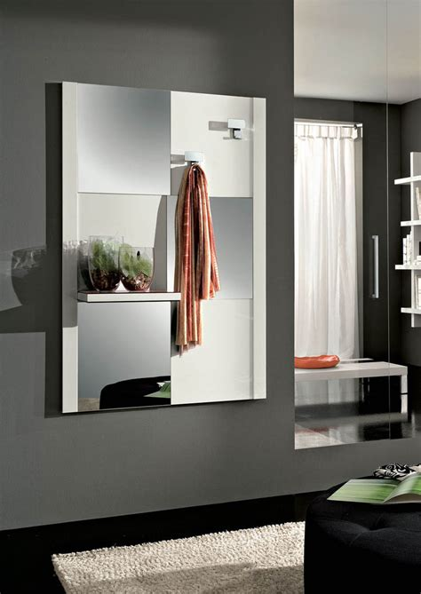 specchio con mensola ingresso specchio arno per ingresso corridoio disimpegno con mensola