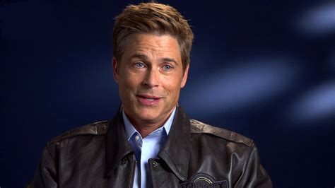 rob lowe it would be wrong to make a jacket out of rob lowe s skin