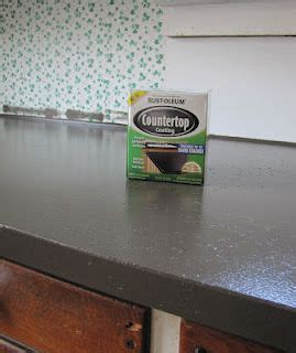 How To Get Rust A Countertop by Rust Oleum Countertop Coating 20 A Can Color Clay