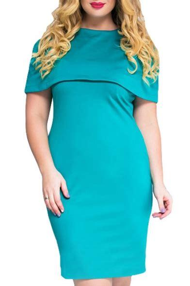 29828 Oversize Plain Dress oversize s sleeve neck plain midi