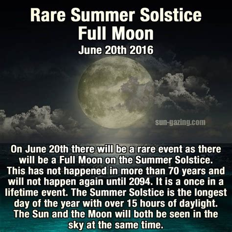 rare strawberry moon sees summer solstice coinciding summer solstice rare full moon of june 20 2016