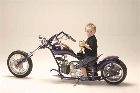 Kurt?s Mini Chopper   Ozbike Digital Magazine