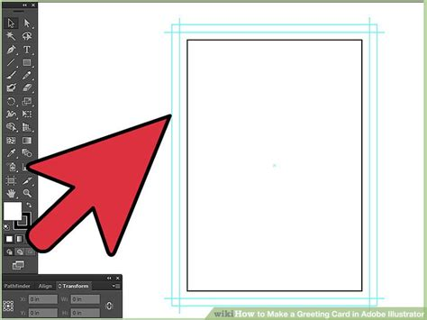 adobe illustrator birthday card template how to make a greeting card in adobe illustrator 12 steps